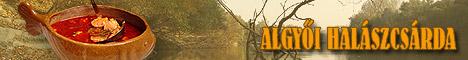 Algyői Halászcsárda - Szeged - Algyő. Tiszai Halételek, filézett ponty, vegyes, korhely és harcsahallé, halászlé, filézett pontypaprikás túrós csuszával, a fokhagymás szögedi sült hal és a haltepertő, szegedi filézett ponty halászlé